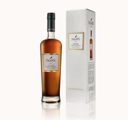 1270 Cognac Frapin - Couleur et nez