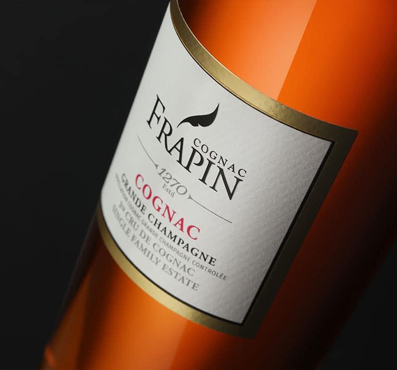 1270 Cognac Frapin - En bouche