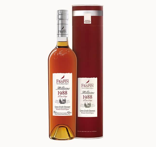 1988 couleur nez cognac frapin