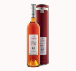 1991 couleur nez cognac Frapin