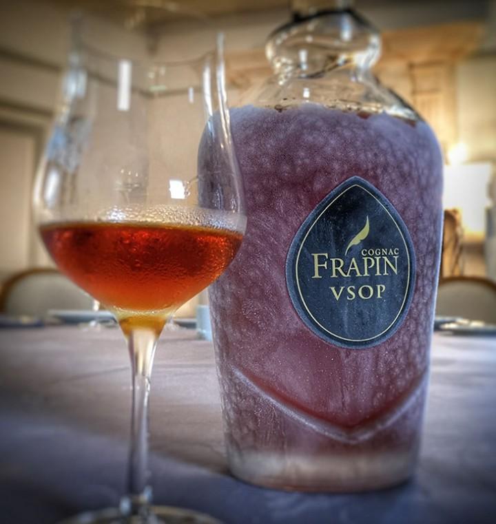 VSOP gastronomie cognac Frapin