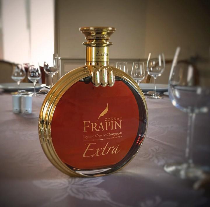 Accords cognac Frapin Extra