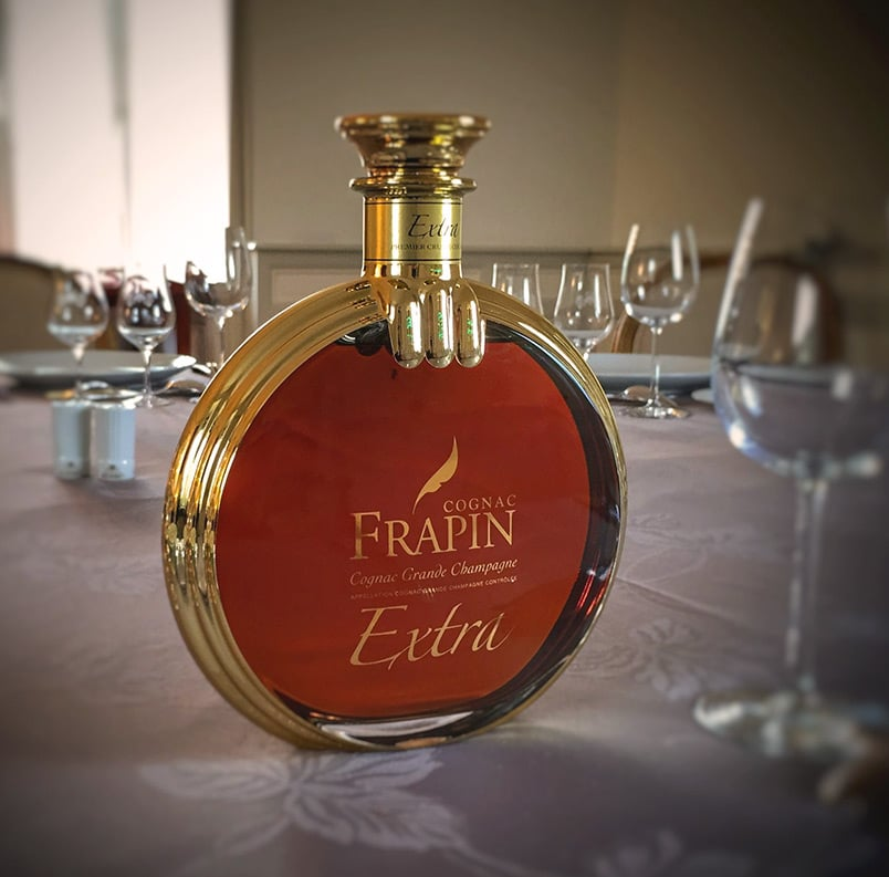 Accords cognac Frapin Extra