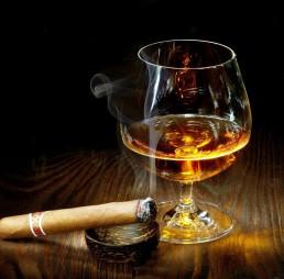 Cigar Blend astuce degustation cognac Frapin