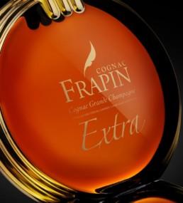 Extra en bouche cognac Frapin