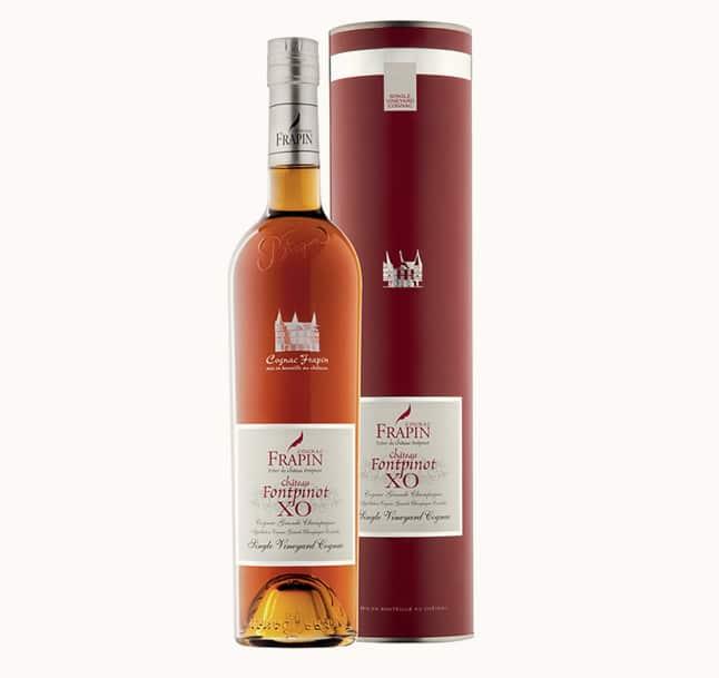 Fontpinot couleur nez cognac Frapin