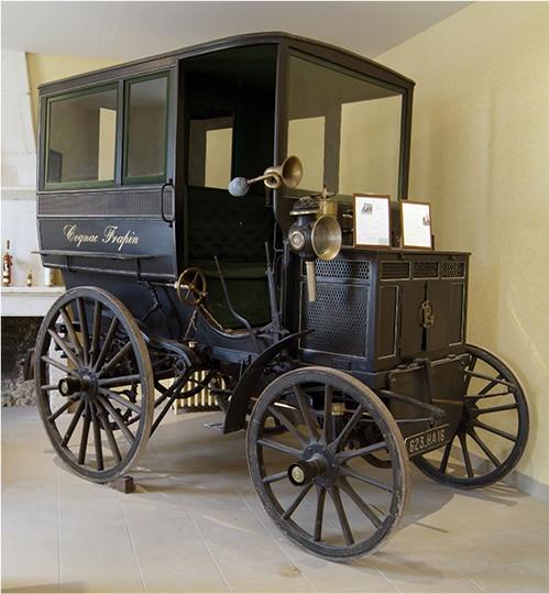 histoire 1895 cognac Frapin