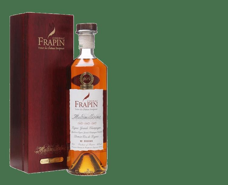 histoire 2008 cognac Frapin