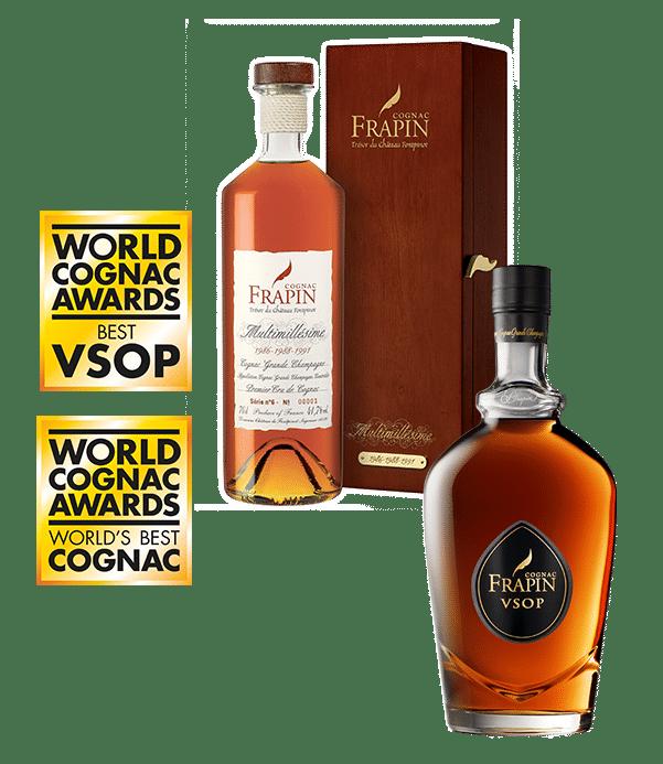 histoire 2016 cognac Frapin